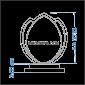 Kỷ niệm chương cánh sen KNC_CS_A